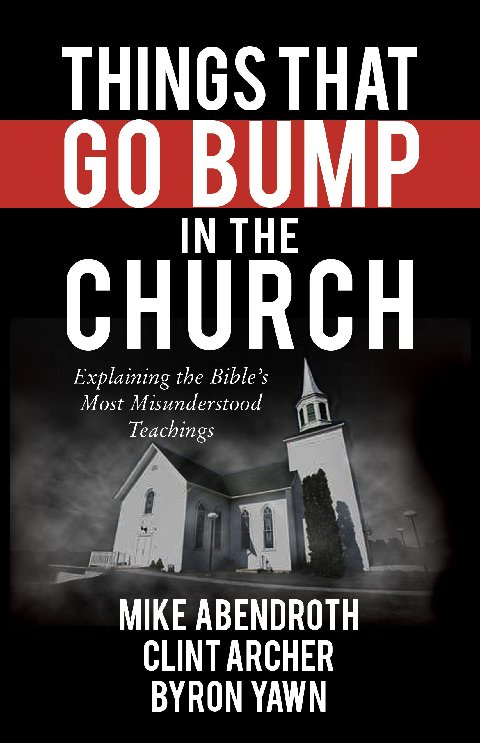 Things That Go Bump in the Church (coming 2014)