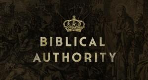 Biblical-Authority